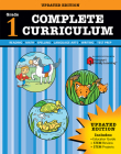 Complete Curriculum: Grade 1 (Flash Kids Harcourt Family Learning) Cover Image