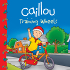 Caillou: Training Wheels (Caillou 8x8) Cover Image