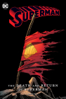 Death and Return of Superman Omnibus (2022 edition) Cover Image