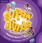 Super Minds American English Level 6 Student's Book with DVD-ROM Cover Image