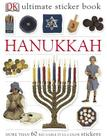 Ultimate Sticker Book: Hanukkah: More Than 60 Reusable Full-Color Stickers Cover Image