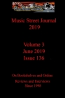 Music Street Journal 2019: Volume 3 - June 2019 - Issue 136 Cover Image