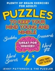 Plenty of Brain Exercises for Adults: Puzzles to Keep Your Mind Young and Nimble - Large Type and Easy to Read Cover Image