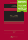 Wills, Trusts, and Estates, Eleventh Edition: [Connected eBook with Study Center] (Aspen Casebook) Cover Image