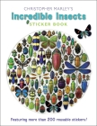 Christopher Marley's Incredible Insects Sticker Book Cover Image