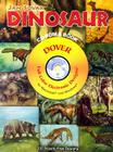 Dinosaur [With CDROM] (Dover Full-Color Electronic Design) Cover Image
