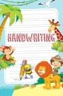 Handwriting: Notebook for kids Kindergarten 6
