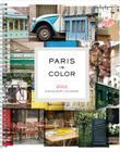 2016 Paris in Color Engagement Calendar Cover Image
