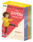 The Ramona Collection, Volume 1: Beezus and Ramona, Ramona and Her Father, Ramona the Brave, Ramona the Pest Cover Image