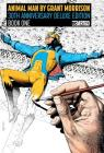 Animal Man by Grant Morrison 30th Anniversary Deluxe Edition Book One Cover Image