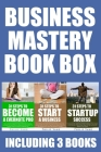 Business Mastery Box: Master Evernote, Startup Success and Business Skills! Build and Design Your Dream Business and Work Flow to Succeed Cover Image