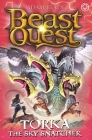 Beast Quest: Torka the Sky Snatcher: Series 23 Book 3 Cover Image