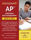 AP Literature and Composition 2020 & 2021: AP English Literature and Composition Prep Book & Practice Test Questions for the Advanced Placement Litera Cover Image