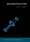 Deconstruction (MIT Press Essential Knowledge) Cover Image