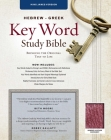 Hebrew-Greek Key Word Study Bible-KJV: Key Insights Into God's Word (Key Word Study Bibles) Cover Image