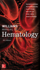 Williams Manual of Hematology, Ninth Edition Cover Image