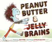 Peanut Butter & Brains: A Zombie Culinary Tale Cover Image