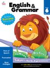 English & Grammar Workbook, Grade 6 Cover Image