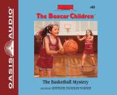 The Basketball Mystery (Library Edition) (The Boxcar Children Mysteries #68) Cover Image