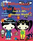 5 Differences - What Are They? Jack & Jill's Strange World Cover Image