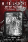 Letters to Family and Family Friends, Volume 1: 1911-⁠1925 Cover Image