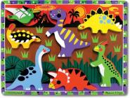 Dinosaurs Chunky Puzzle Cover Image