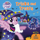 My Little Pony: Tricks and Treats: More Than 50 Stickers Included! Cover Image