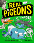 Real Pigeons Eat Danger (Book 2) Cover Image
