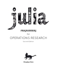 Julia Programming for Operations Research Cover Image