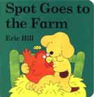 Spot Goes to the Farm board book Cover Image