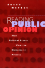 Reading Public Opinion: How Political Actors View the Democratic Process Cover Image