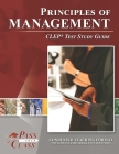 Principles of Management CLEP Test Study Guide Cover Image