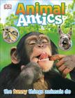 Animal Antics Cover Image