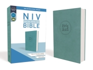 NIV, Value Thinline Bible, Imitation Leather, Blue Cover Image