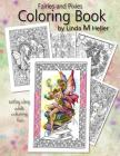 Fairies and Pixies Coloring Book: Soothing, Calming, adult coloring fun Cover Image