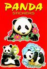 Panda Stickers (Dover Stickers) Cover Image