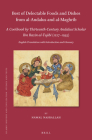Best of Delectable Foods and Dishes from Al-Andalus and Al-Maghrib: A Cookbook by Thirteenth-Century Andalusi Scholar Ibn Razīn Al-Tujīb (Islamic History and Civilization) Cover Image