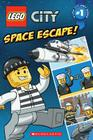 Lego City Space Escape! Cover Image