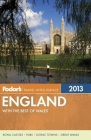Fodor's England 2013: with the Best of Wales Cover Image