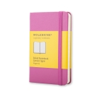 Moleskine Classic Notebook, Extra Small, Ruled, Magenta, Hard Cover (2.5 x 4) (Classic Notebooks) Cover Image