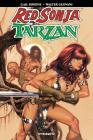 Red Sonja Tarzan Cover Image
