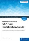 SAP Fiori Certification Guide: Development Associate Exam Cover Image