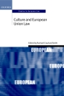 Culture and European Union Law Cover Image