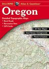 Oregon Atlas & Gazetteer Cover Image