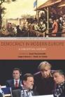 Democracy in Modern Europe: A Conceptual History (European Conceptual History #5) Cover Image