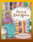 Stories of West Africa: A Coloring-Book Journey Cover Image
