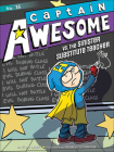Captain Awesome vs. the Sinister Substitute Teacher Cover Image