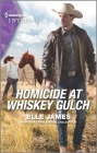 Homicide at Whiskey Gulch (Outriders #1) Cover Image