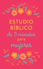 Estudio bíblico de 5 minutos para mujeres Cover Image
