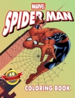 Spiderman Coloring Book: 40 Artistic Ilustrations for Kids of All Ages (Unofficial Coloring Book) Cover Image